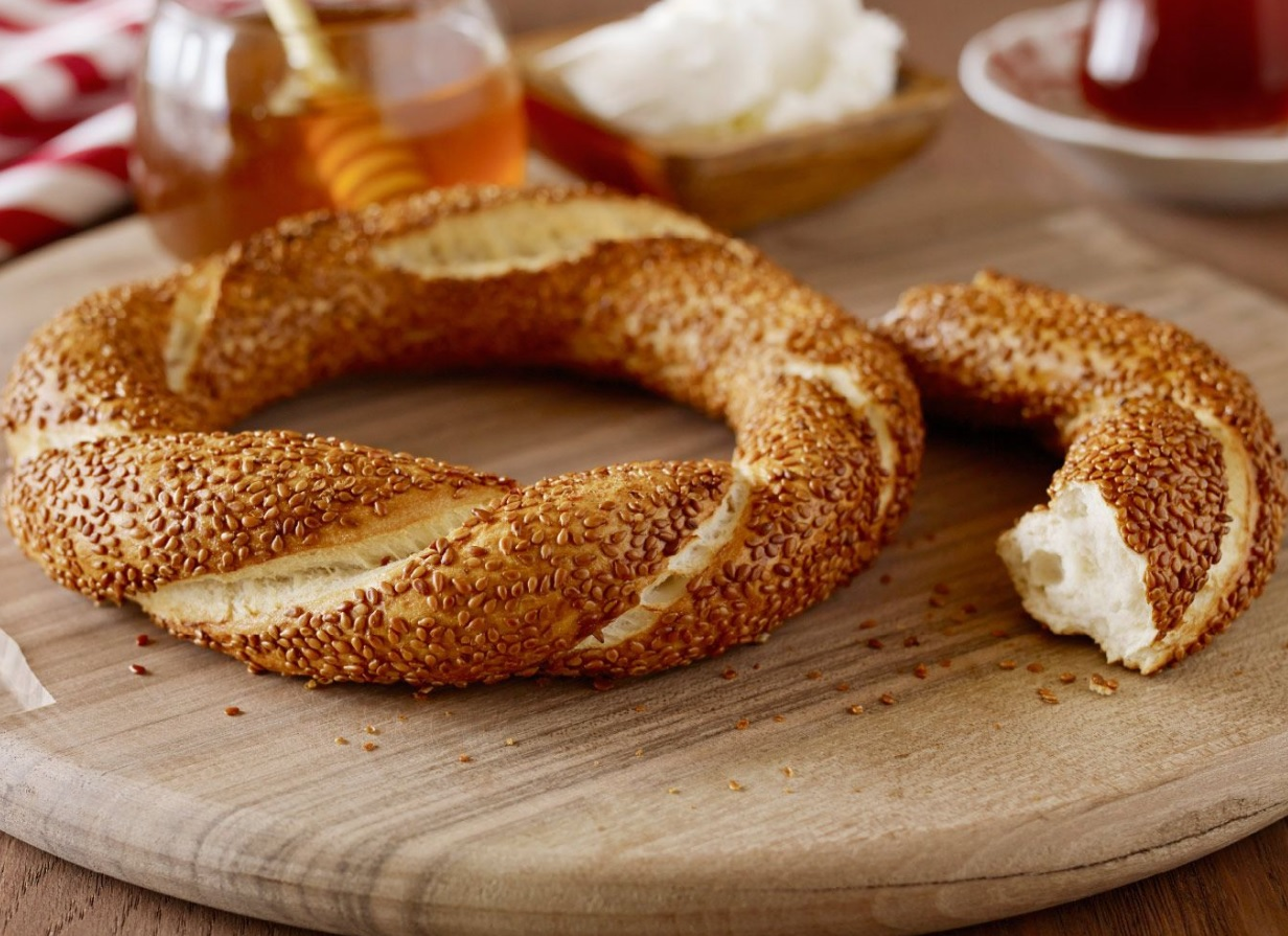 Simit, things to do in istanbul, what to eat in istanbul