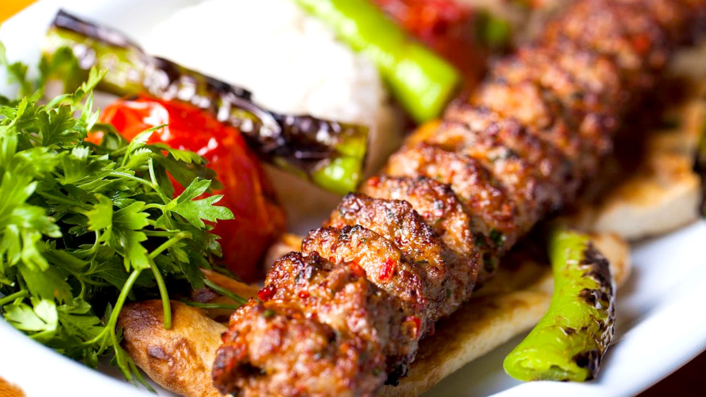 Adana Kebab Turkish Foodie