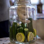 Placing Cucumbers Vertically