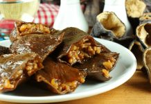 Stuffed Dried Eggplant