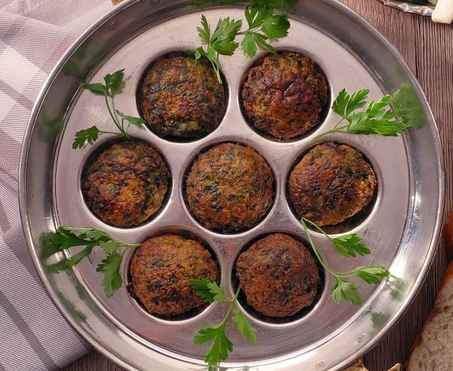 Zucchini Fritters Pan